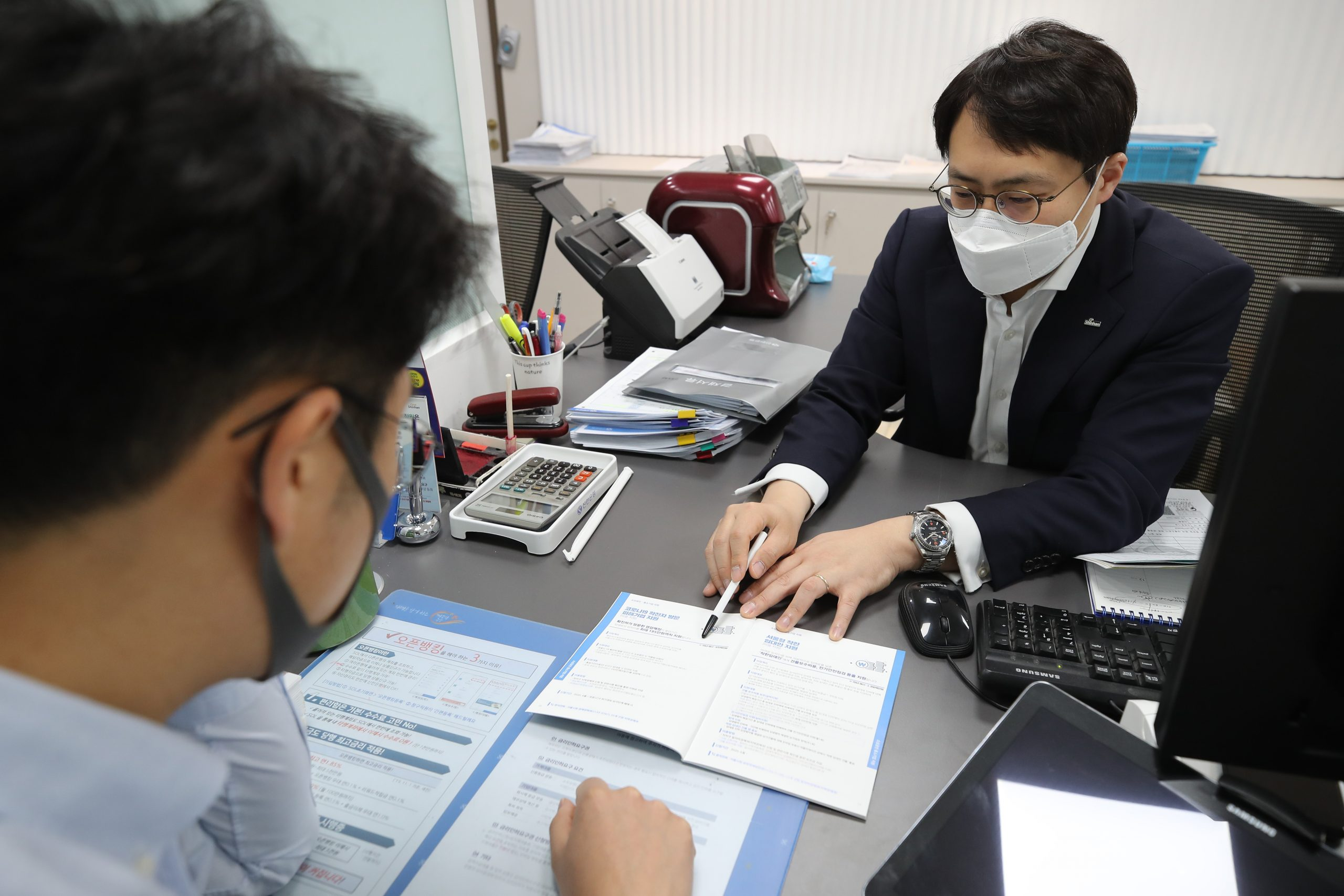 S. Korea's corporate loans rise at over decade high rate in Q1