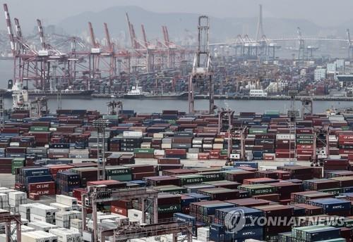 S. Korea's current account surplus at 9-month high in July