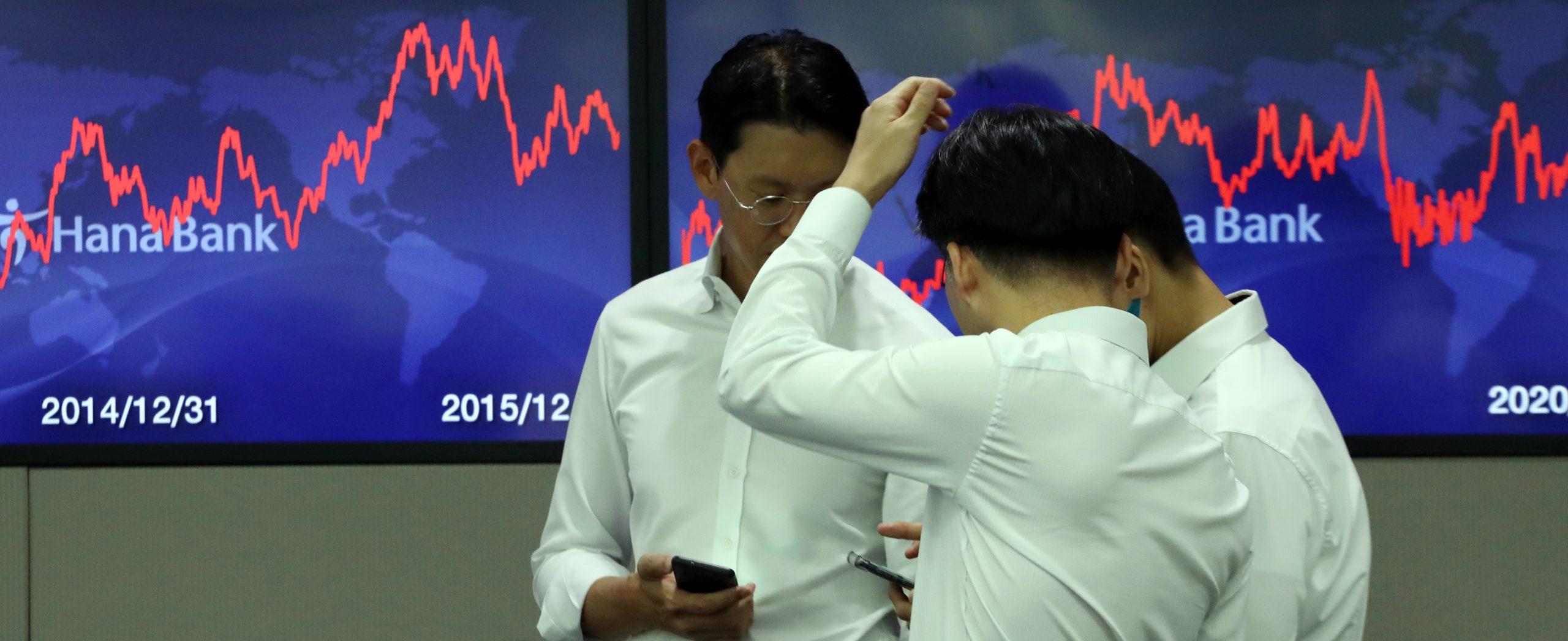 Seoul stocks open sharply higher on new U.S. stimulus hopes
