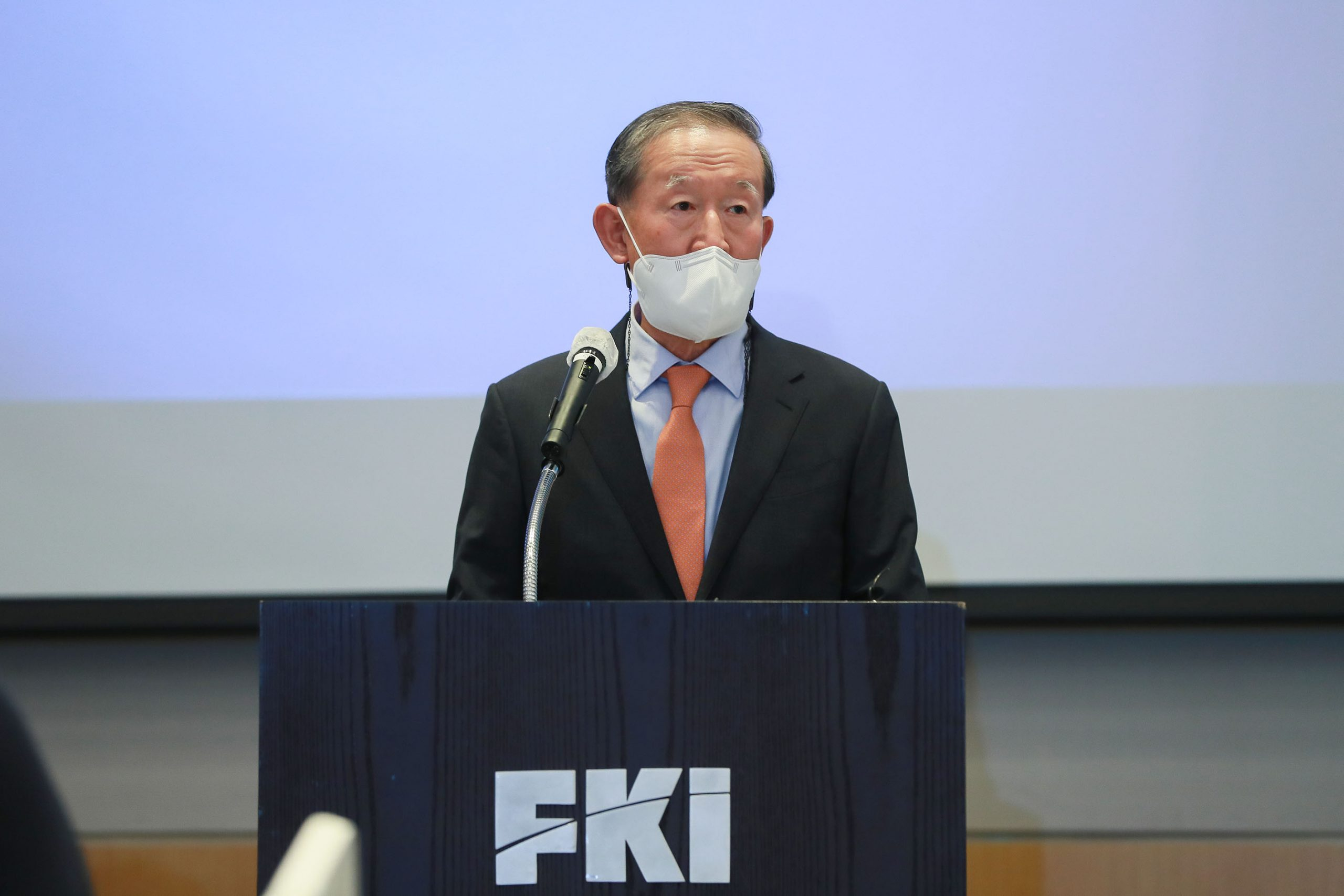FKI chief reappointed to lead biz lobby for another 2 years