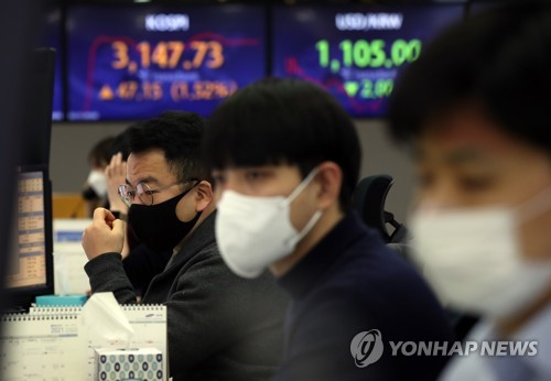 Up, up and away on Korea's surging markets