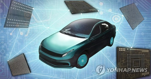 S. Korea to invest 200 bln won in developing automotive chip technology