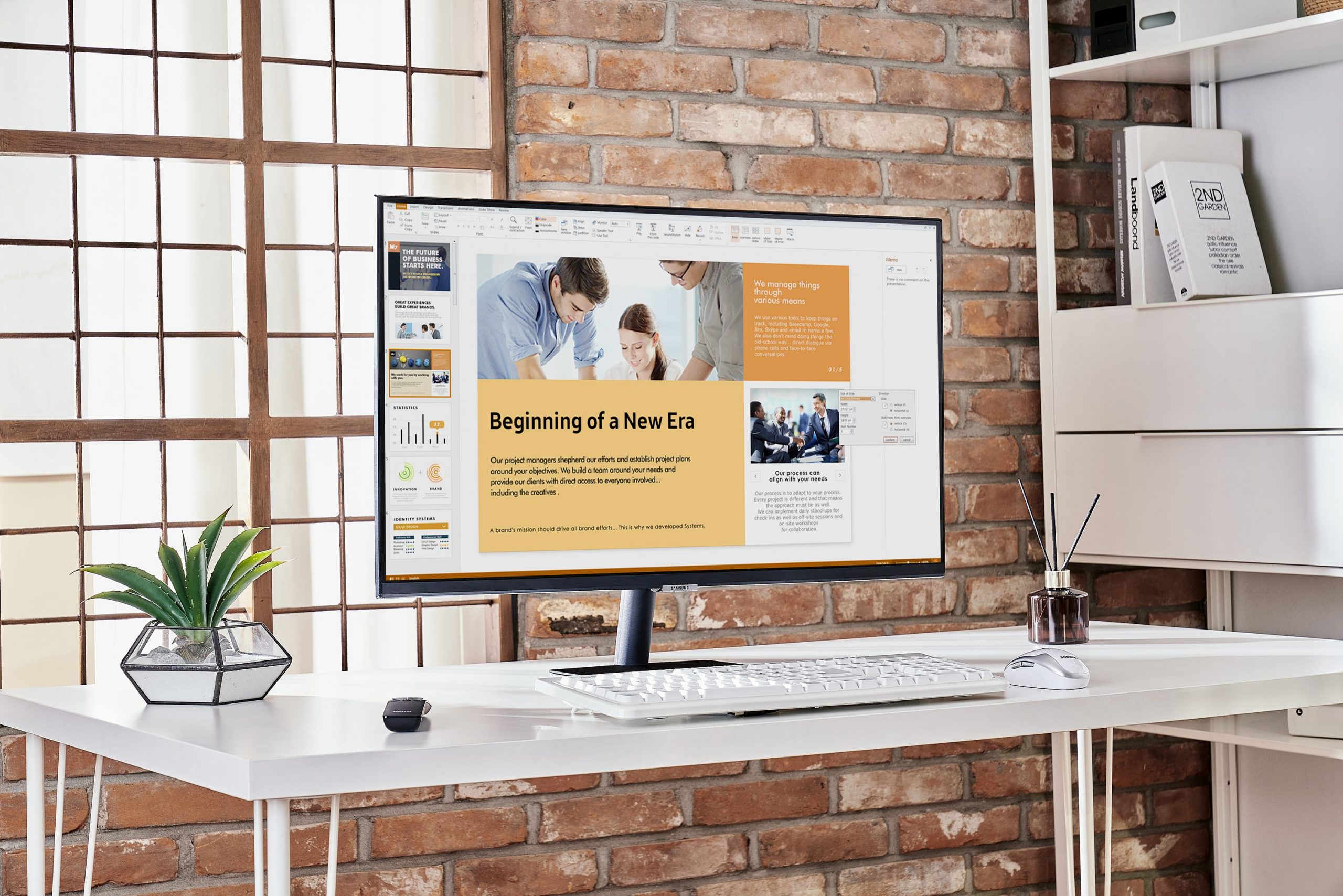 Samsung ranks 5th in 2020 PC monitor market: report