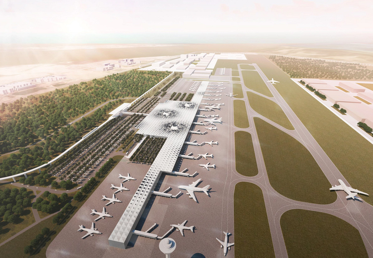S. Korea to participate in 600 bln-won Indonesian airport project